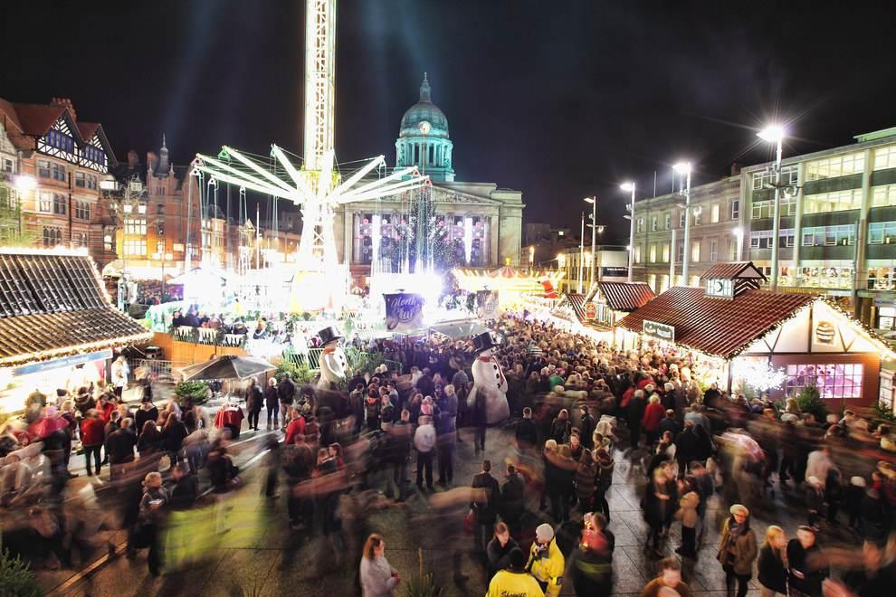 10. Nottingham, England