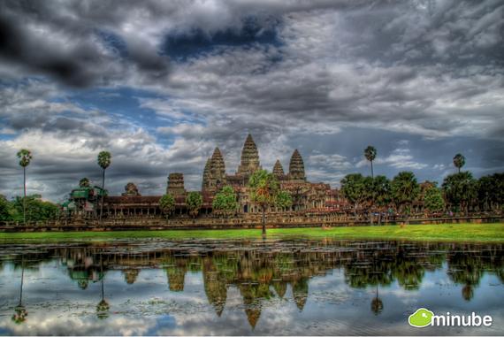 33. Siem Reap, Campuchia