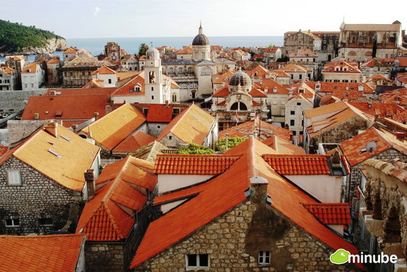 45. Dubrovnik, Croatia