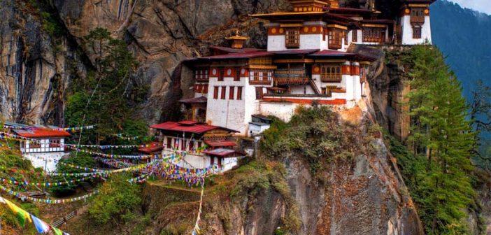 """Kinh nghiệm du lịch ở """"Đất nước hạnh phúc nhất hành tinh"""" – Bhutan"""