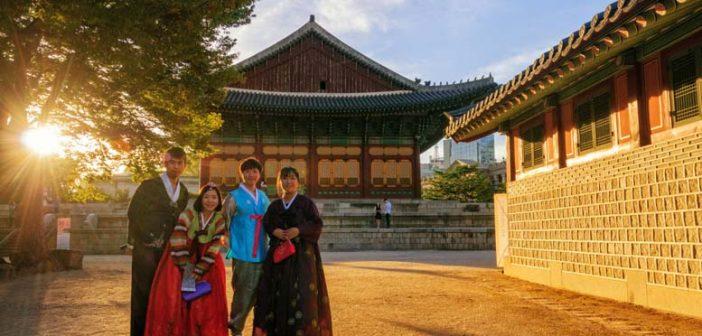 Những công trình kiến trúc hoàng gia nổi tiếng ở Seoul