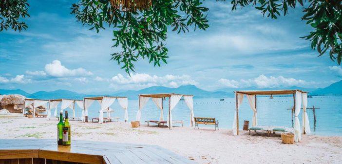 Sao Biển – Nơi có hàng rào ổ khóa tình yêu không thể bỏ qua