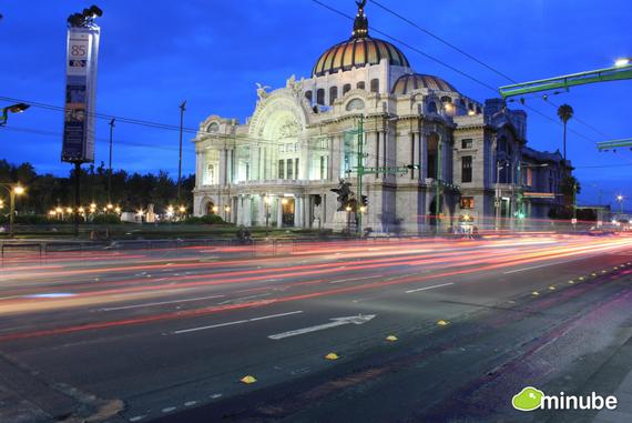 38. Mexico City, Mexico