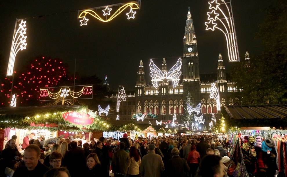 7. Vienna, Austria