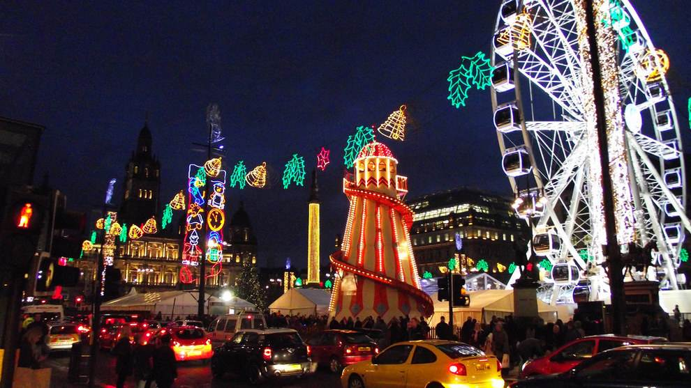 8. Glasgow, Scotland