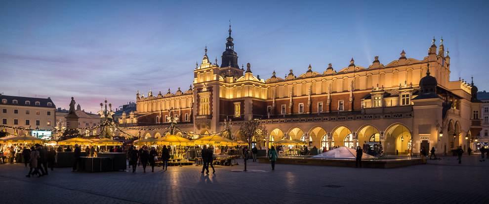 9. Krakow, Poland