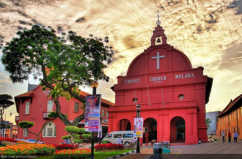 Kết quả hình ảnh cho nhà thờ thánh paul malacca