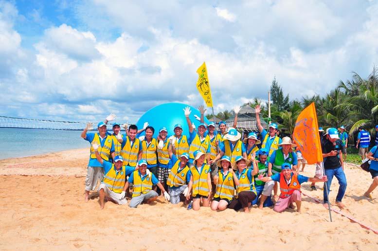 Vietnam Teambuilding